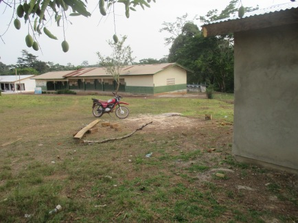 school yard
