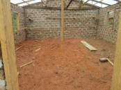 walls up, ready to roof