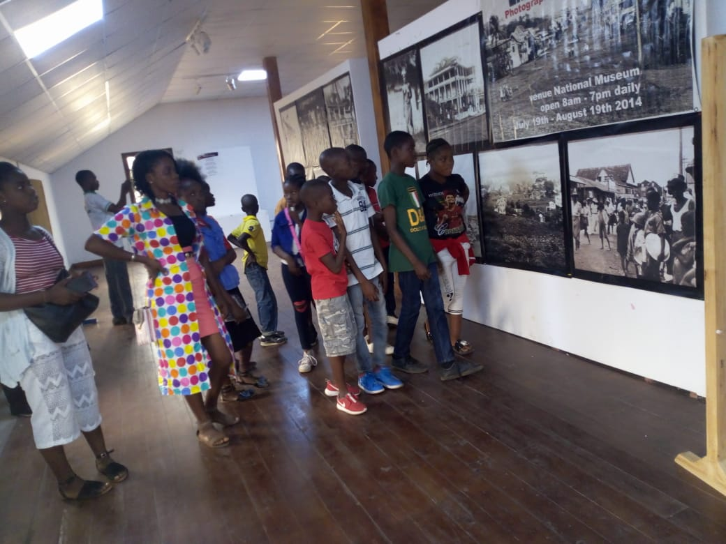Image result for Liberian National Museum